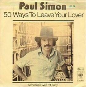 gaBELISSIMA / tamiROQUAI © taMIX - PAUL SIMON - 50 Ways To Leave Your Lover